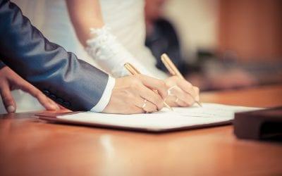 Qual é a finalidade do casamento?
